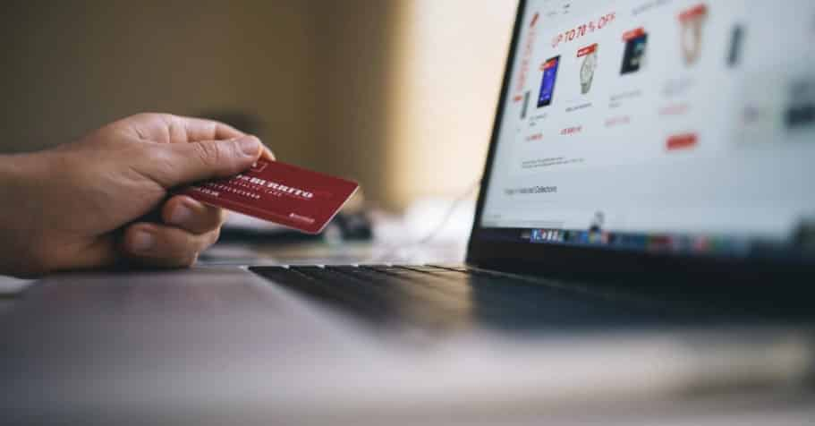 how to encourage a customer to buy your product online with just one card