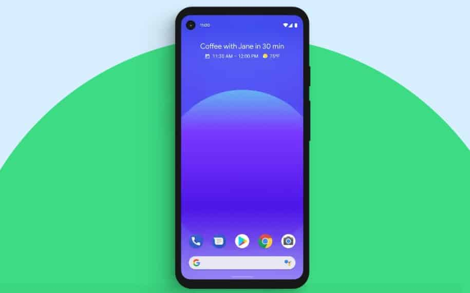 Android 11 key features